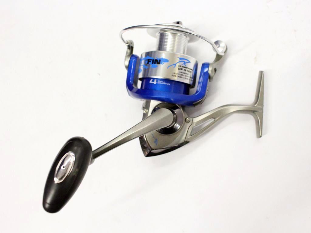 Hurricane blu fin bf 3155 discount for Hurricane fishing rods