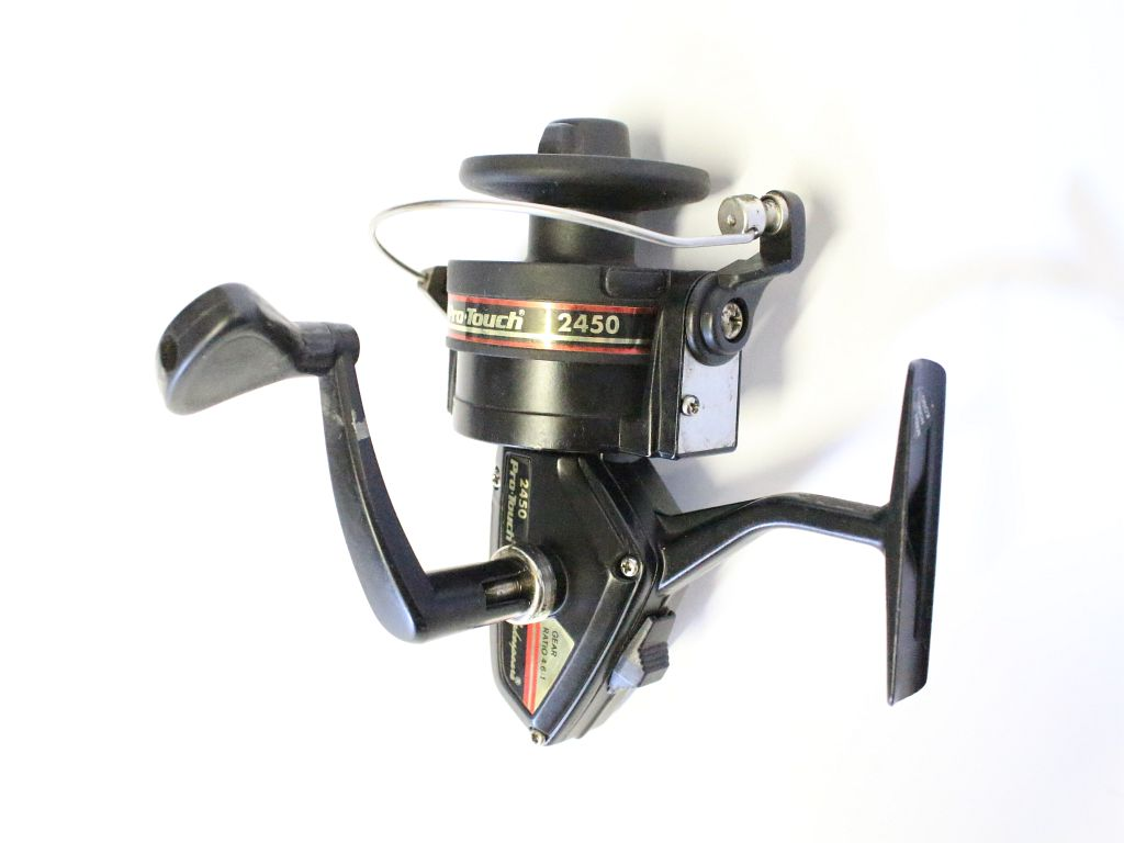 Shakespeare vintage pro touch 2450 bulk fishing for Wholesale fishing reels