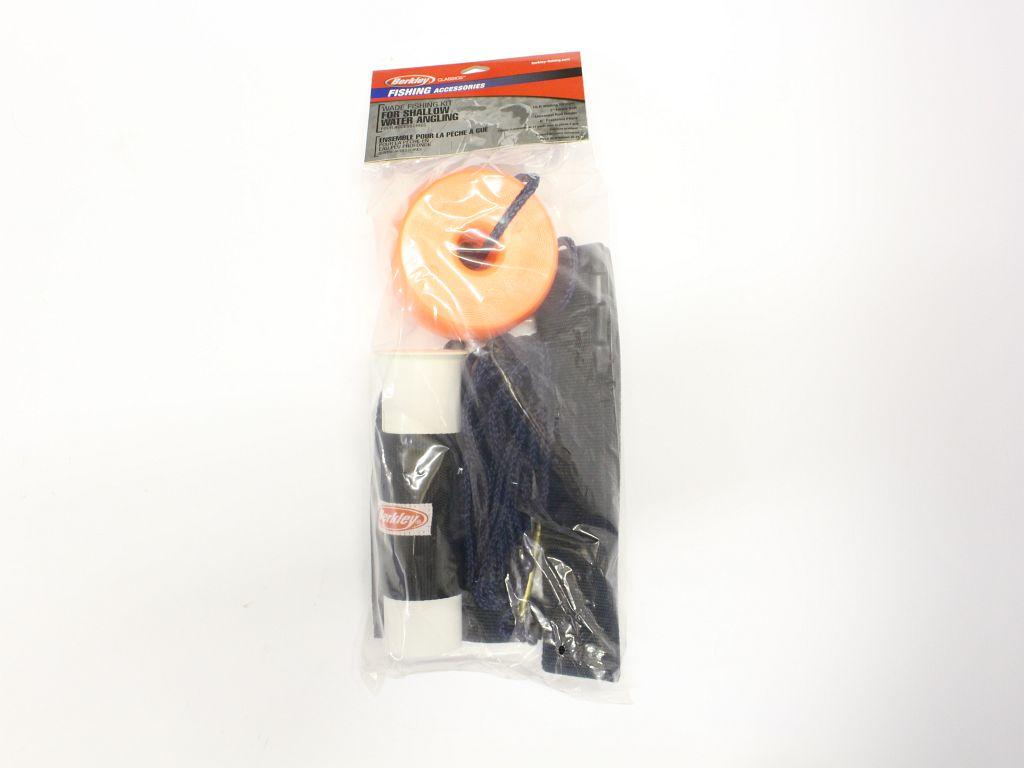 Berkley wade fishing kit for shallow water angling bapwk for Saltwater wade fishing gear