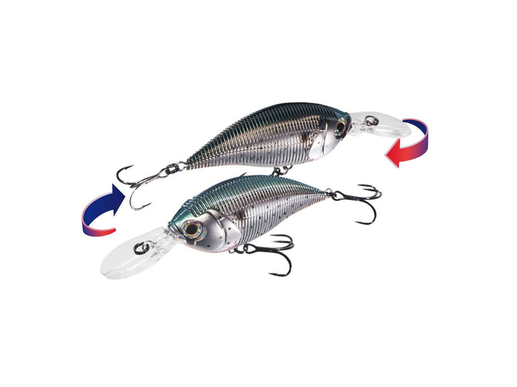 Yo zuri sashimi deep crank r1062 cmsc 5 8 oz 2 3 4 for Discontinued fishing tackle