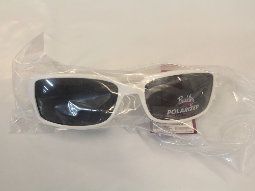 2c9502e106 Berkley Ladies Polarized Sunglasses BLSJUNEGWS-H June-GL -White Smoke -  Accessories Outdoors
