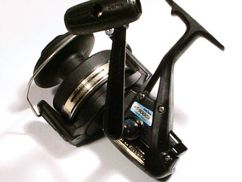 Daiwa ag9000x fishing reels spinning reels fishandsave for Daiwa fishing reels