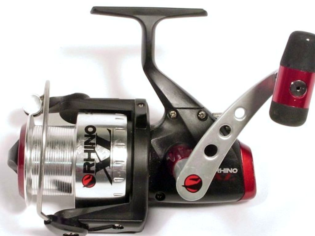 Zebco rhino rsp6 fishing reels spinning reels for Rhino fishing pole