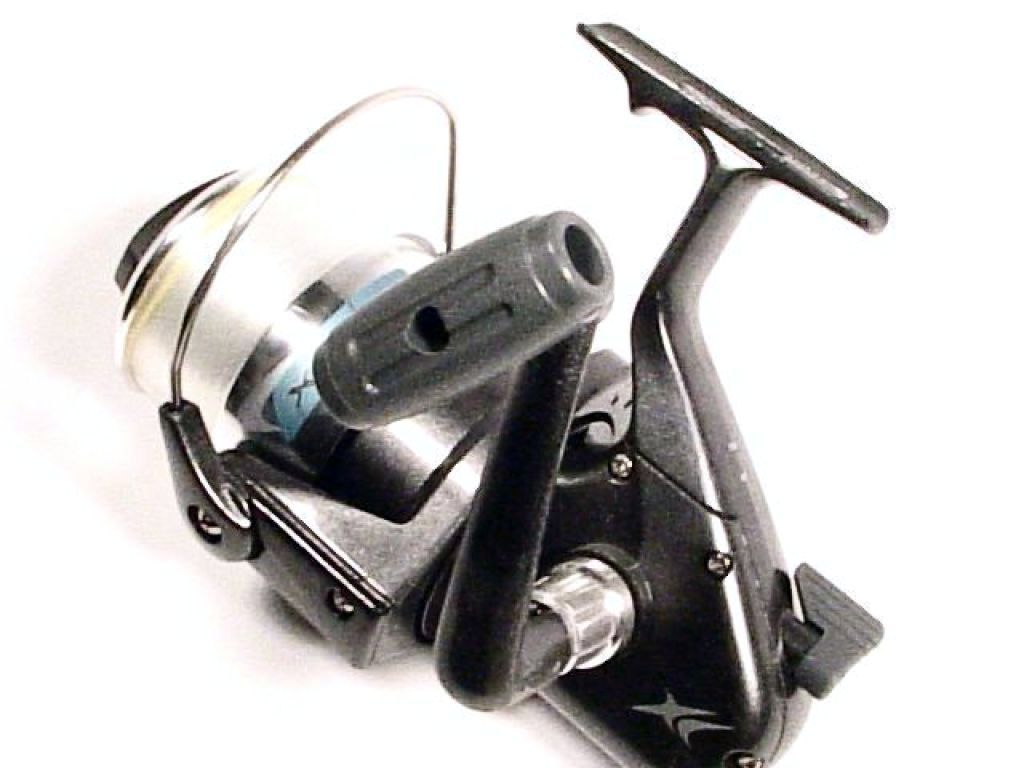 South bend xc15 55b heavy freshwater demo fishing for Cheap fishing reels