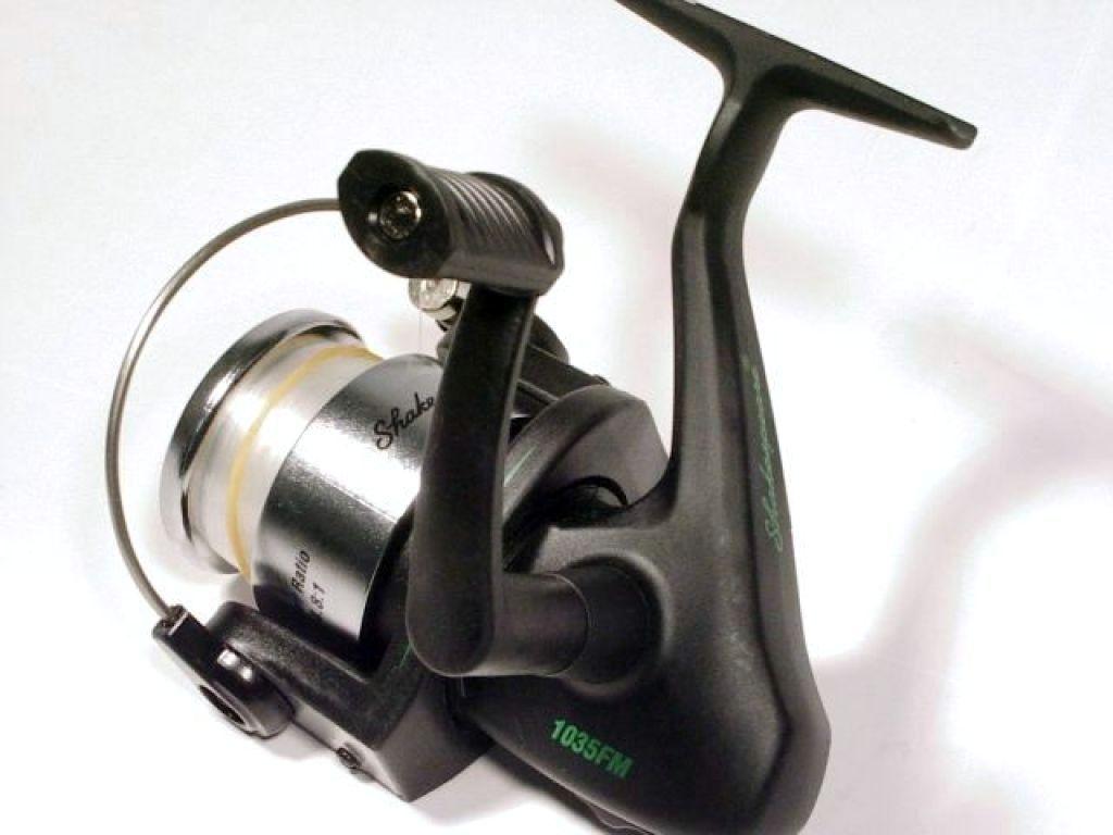 Shakespeare 1035fm med spinning reel fishing reels for Shakespeare fishing reels