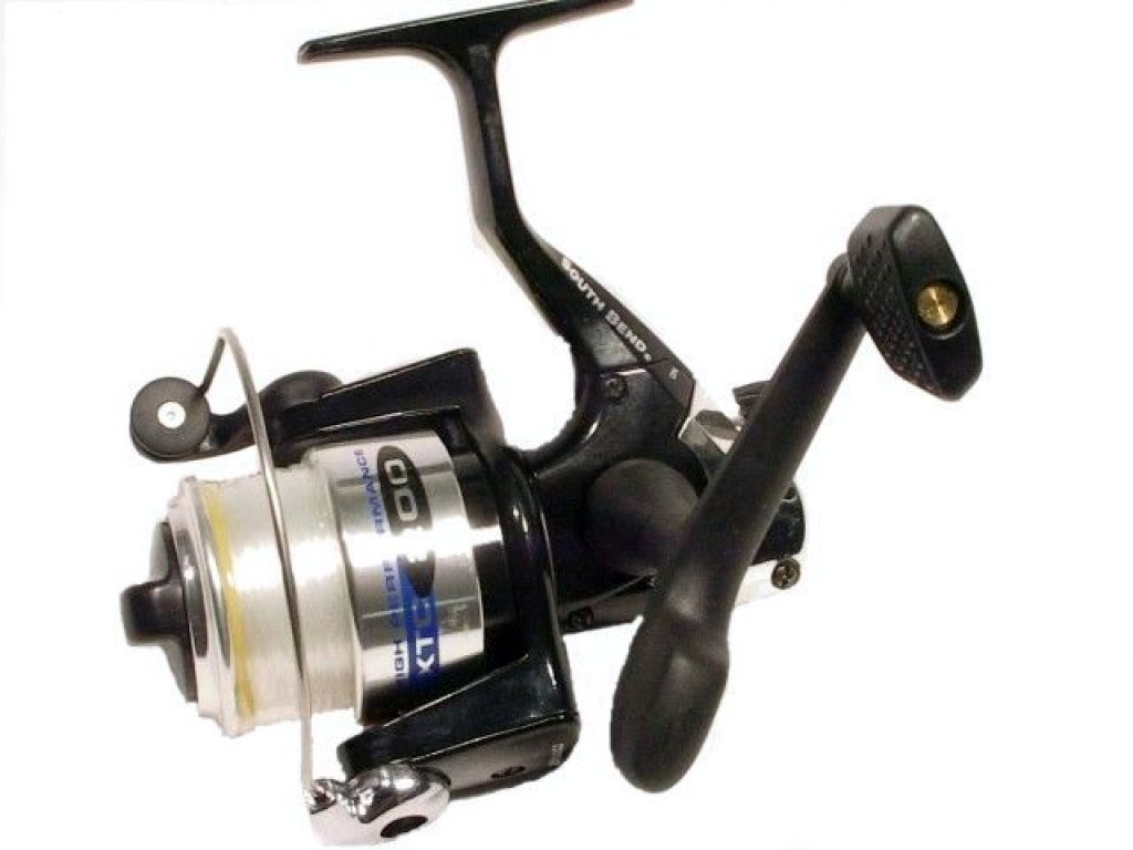 South bend xtc200 high performance medium freshwater demo for South bend fishing reel