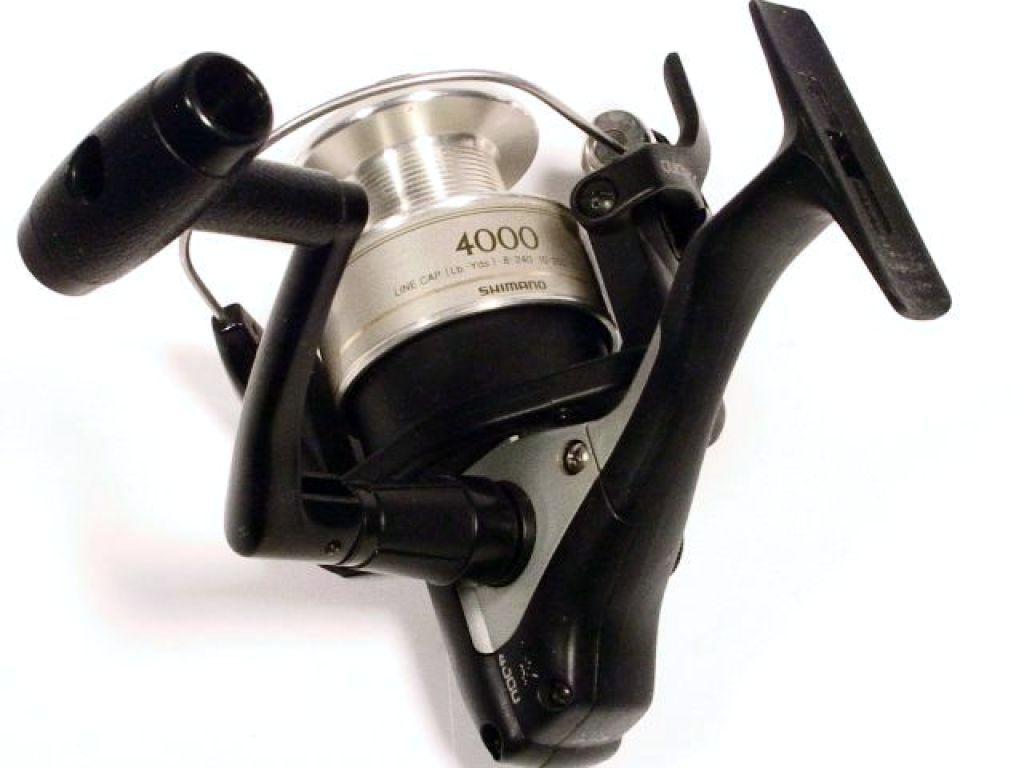 Shimano tx4000 used fishing reels spinning reels for Used fishing reels