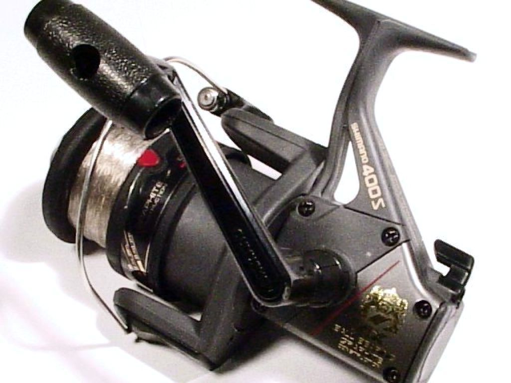 Shimano ax 400s used discount fishing for Used fishing reels