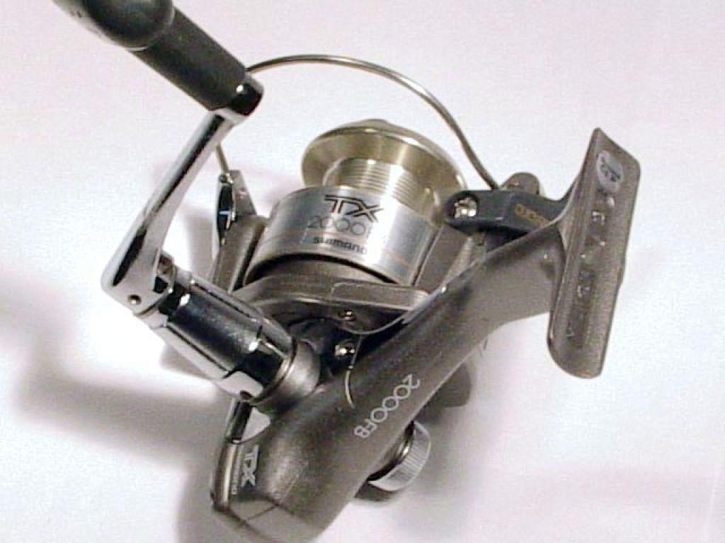 Shimano tx2000fb used fishing reels spinning reels for Used fishing reels