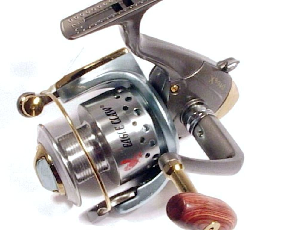 Eagle claw black eagle 940 x9 spinning reel fishandsave for Eagle claw fishing reels