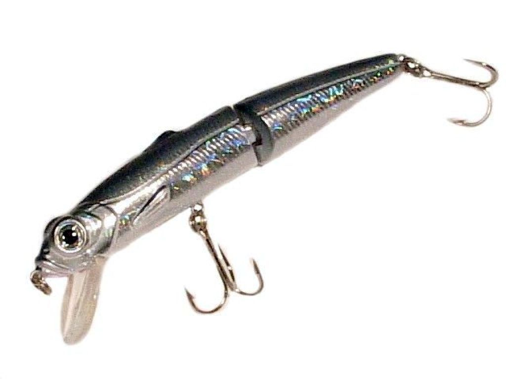 Matzuo fantastic jointed minnow 3 8 oz mjm11 shin for Matzuo fishing rod