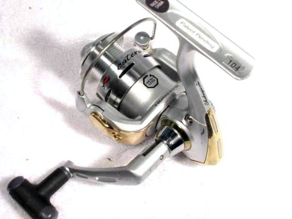 Shakespeare catera 6625 demo fishing reels spinning for Shakespeare fishing reels