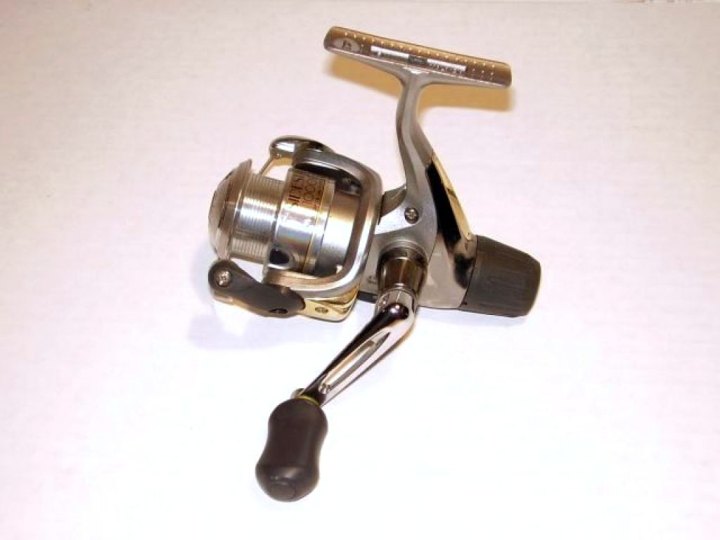 Shimano sidestab 1000re new design for Discontinued fishing tackle