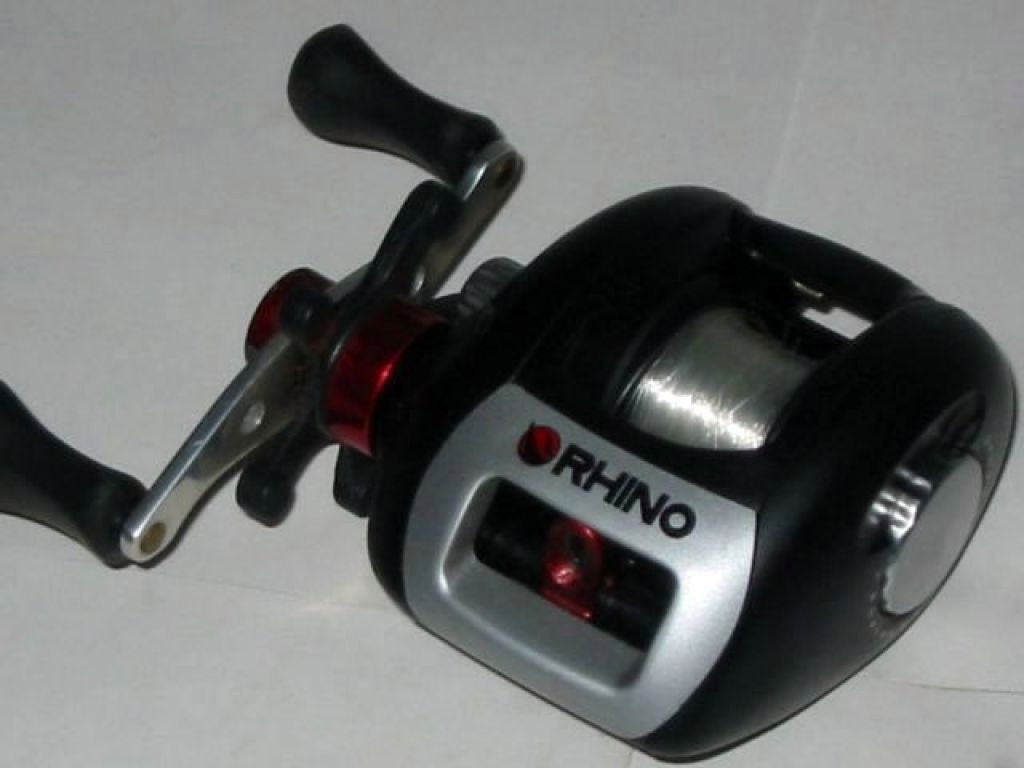 Zebco rhino rbc 200 demo discount for Rhino fishing pole
