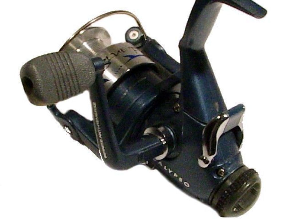Calypso blue fin blf 50 used fishing reels spinning for Used fishing reels
