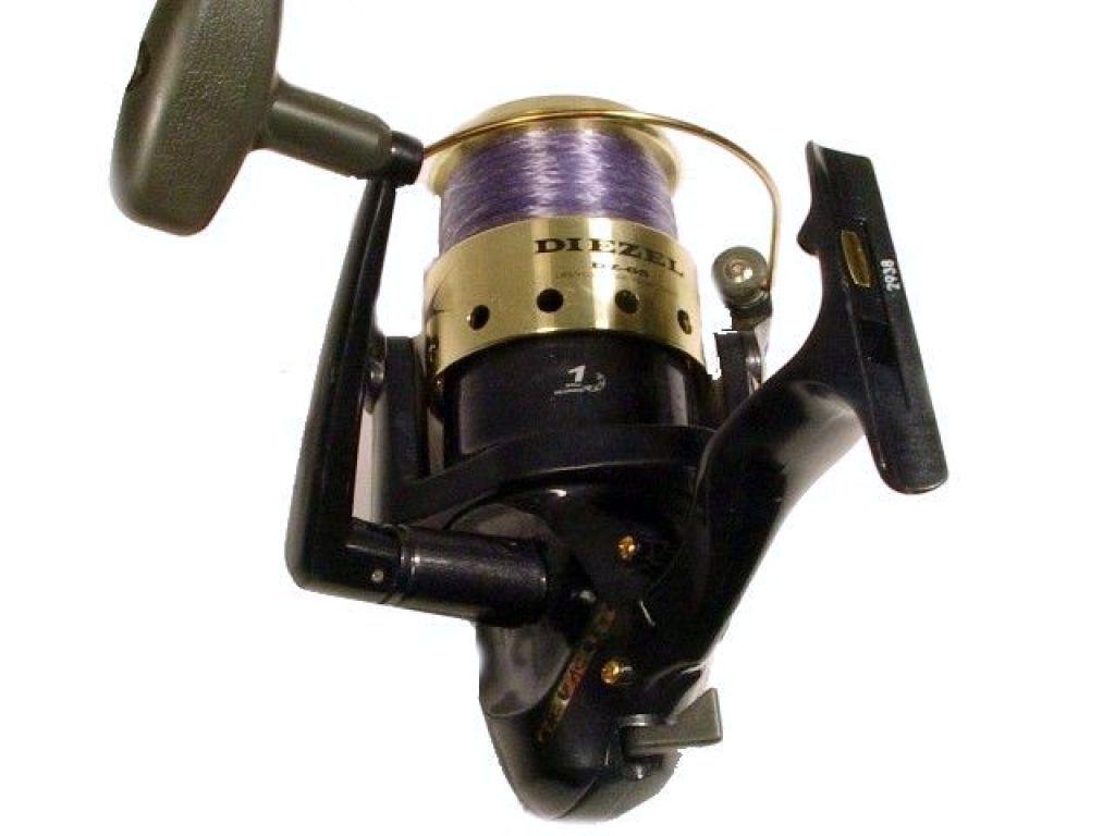 Okuma diezel dz 65 used fishing reels spinning reels for Used fishing reels
