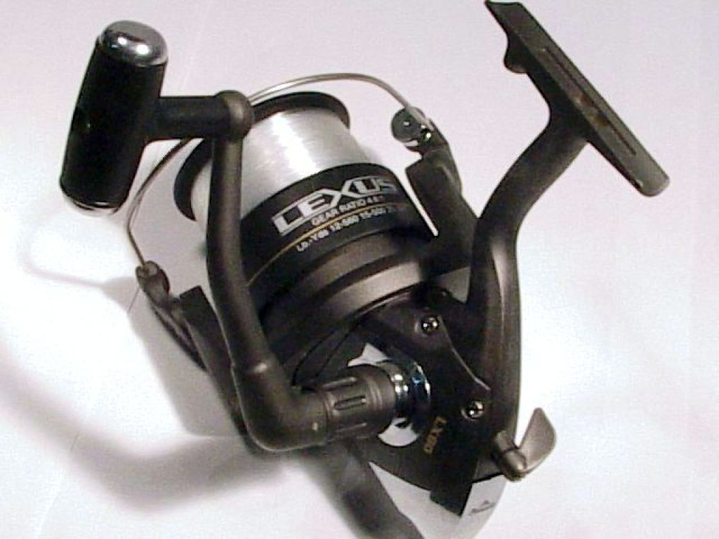 Pinnacle lexus lx80 used fishing reels spinning reels for Pinnacle fishing reels