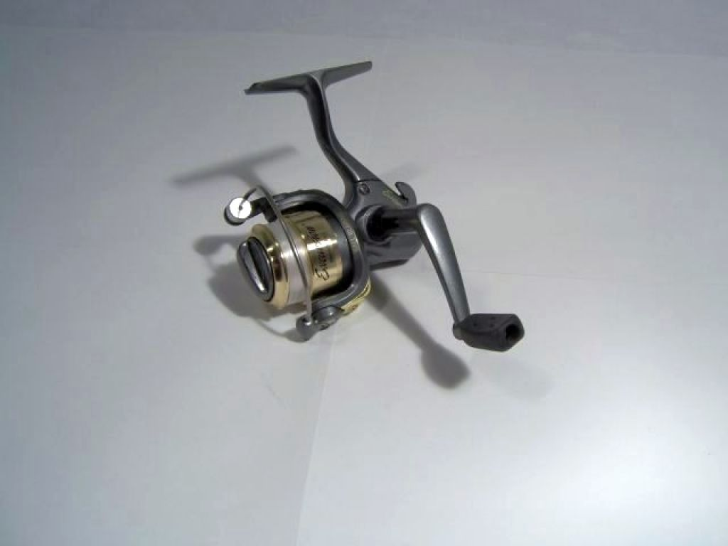 Shakespeare excursion ultra lite spinning reel tmd420 for Ultra light fishing reel