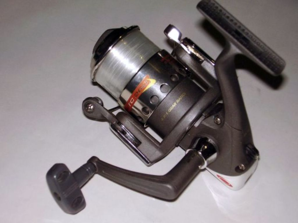 South bend wtc 260 55b med hvy spinning reel fishandsave for South bend fishing reel