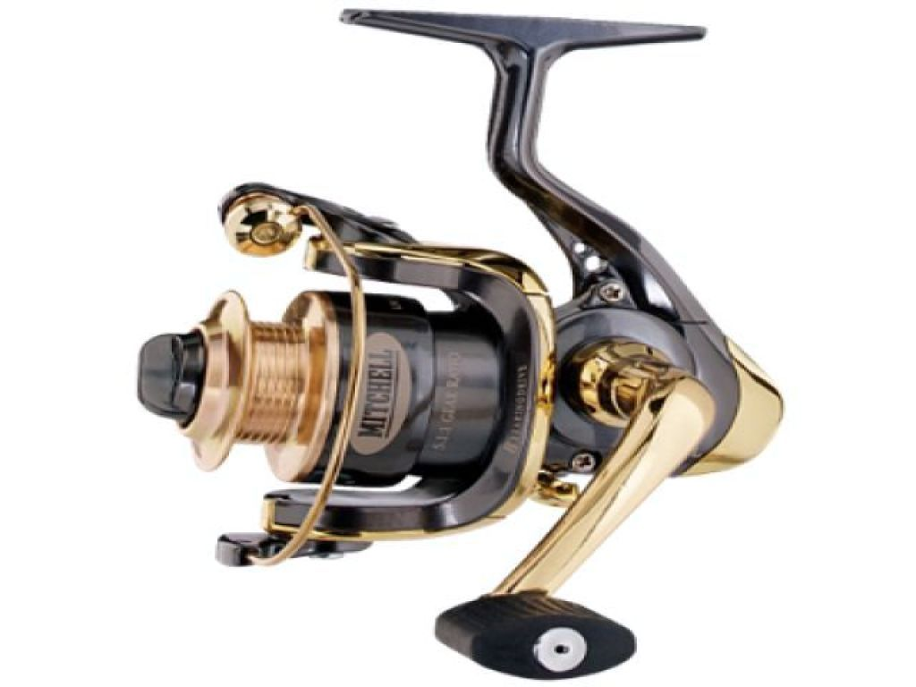Mitchell avocet g4000 gold 8 bearing spinning reel new in for Mitchell fishing rod