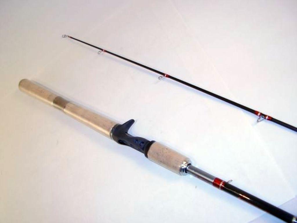 Berkley lightning rod lrc661m med 6 39 6 1 pc 2 rods for Discount fishing rods
