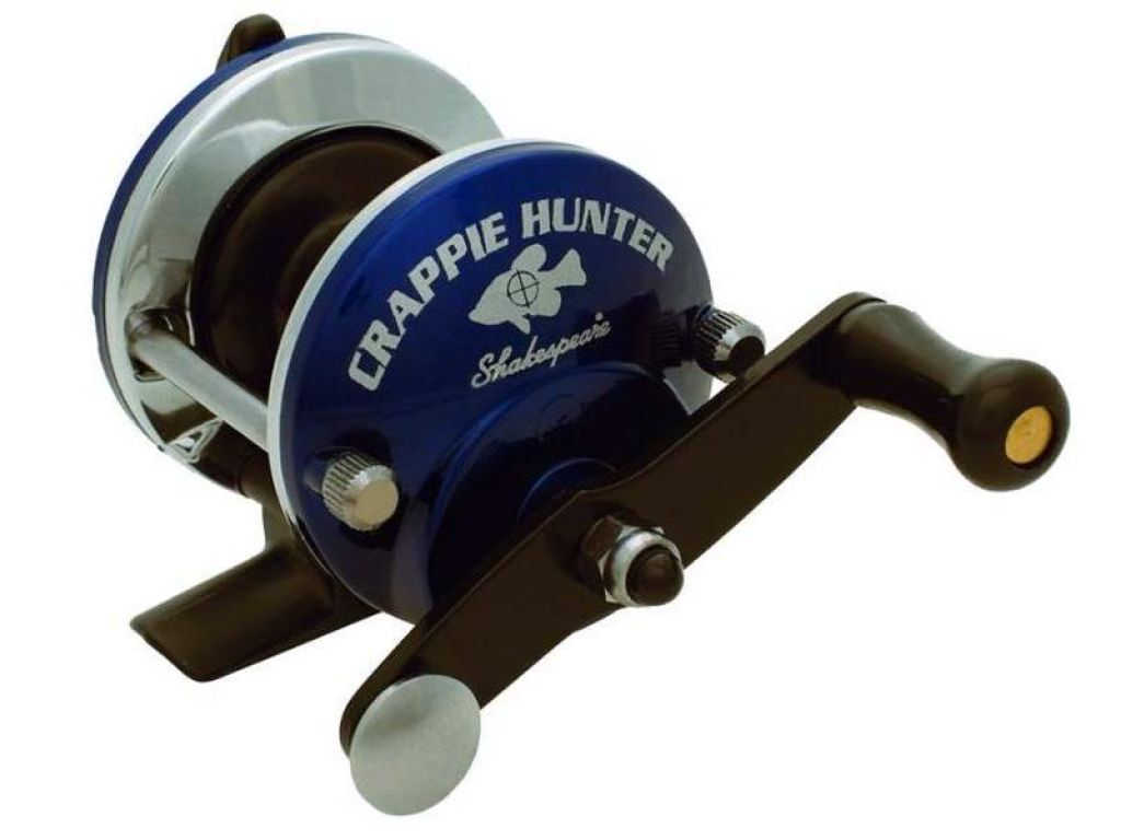 Shakespeare shakespeare chreel20b crappie hunter fishing for Discount fly fishing gear