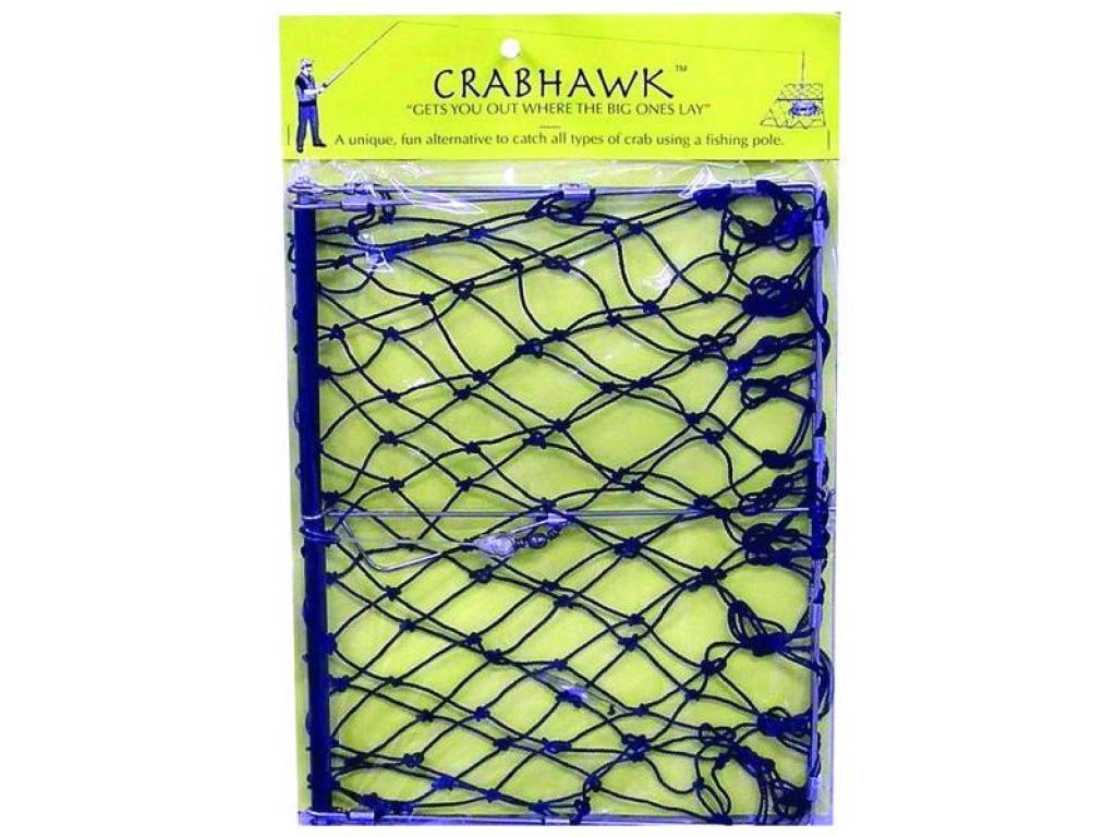 Danielson co danielson ch1 crab hawk crab trap for Fishing pole crab trap