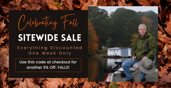 Fall Savings on All Your Favorite Gear!